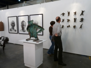 Joburg Art fair 2011