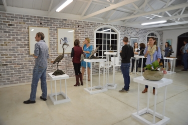 Elegant Feathers exhibition - Hoedspruit