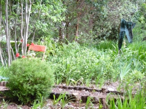 Encounter Garden Exhibition in Kokstad