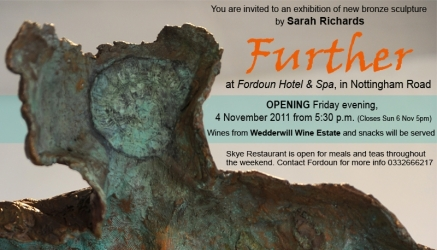 Further exhibition at Fordoun