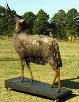 Nyala Bull - Lifesize