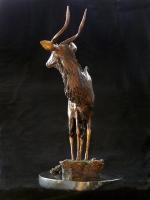 Nyala Bull - maquette