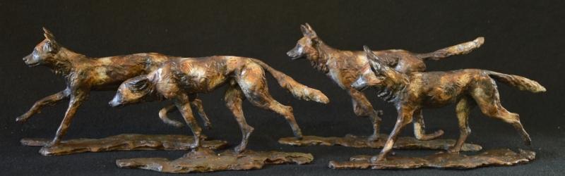 Wild dogs - mini 4