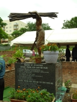 Cane Cutter monument