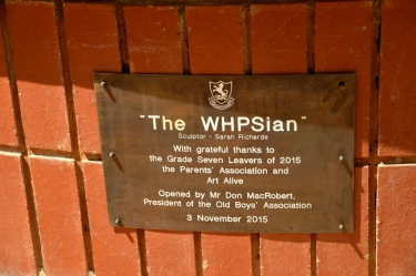 The WHPSian boy