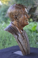 Portrait Bust of Allan Stuart