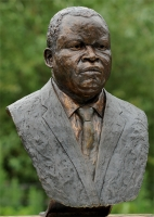 Portrait Bust of Dr Ubisse