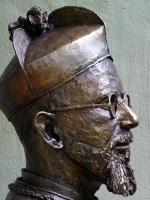 Portrait Bust of a Bishop