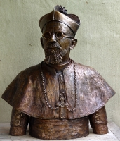Portrait Bust of the late Bishop Michael Adalbero Fleischer CMM