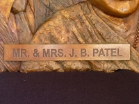 Mr and Mrs JB Patel Relief