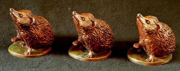 Hedgehog as Corporate Gift