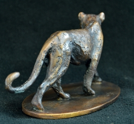 Leopard - Big 5 collectible