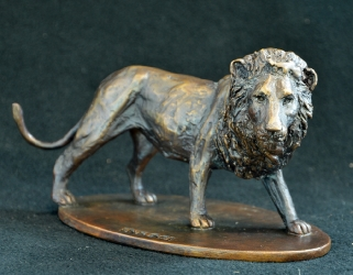 Lion- Big 5 collectible