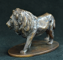 Lion - Big 5 collectible
