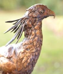 Hunter - Secretary Bird