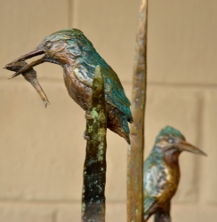 The King fishers edition 2/15 - SOLD