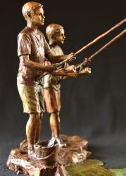 Fishing boys