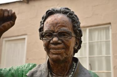 Bertha Gxowa