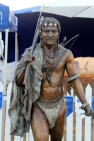 Doman - Leader of the 1st KhoiKhoi/Dutch war