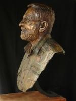 Du Pont portrait bust