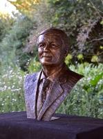 Portrait Bust of Allan Stuart