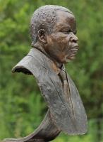 Portrait Bust of Dr Ubisse