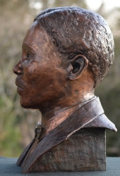 Portrait Bust of the late Raphael Ndlela