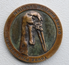 Wattled Crane Relief Medal