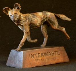 Wild Dog Interwaste 30 year award